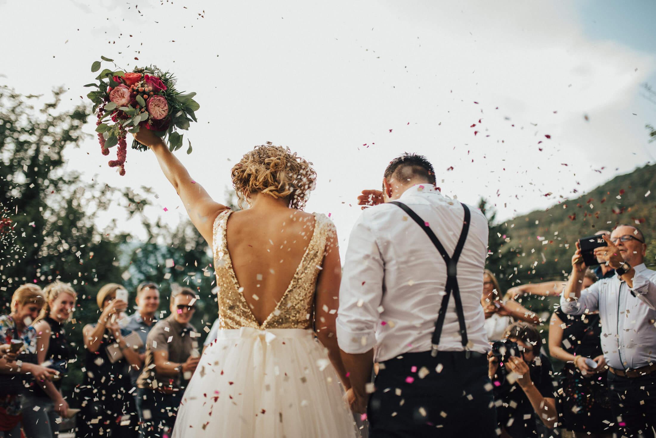 Sfaturi pentru ziua nunții tale!